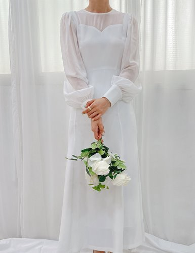 [판매 wedding dress144